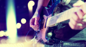 Live Music Calendar with Bands on Website