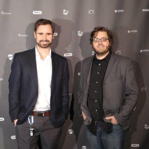 MusicIDB Founders Brian Bahia and Dan Shedd